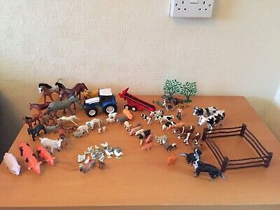 £22 • Buy Large Collection Of Toy Farm Animals