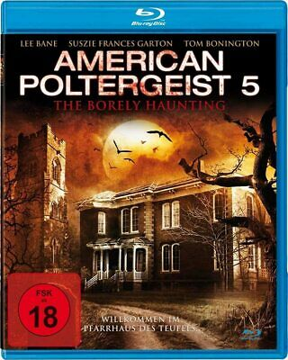 £5.95 • Buy A Haunting At The Rectory - American Poltergeist 5 - NEW BLU RAY - Lee Bane 2015