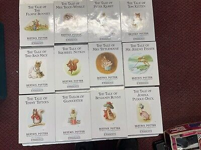£9 • Buy The Miniature World Of Peter Rabbit By Beatrix Potter