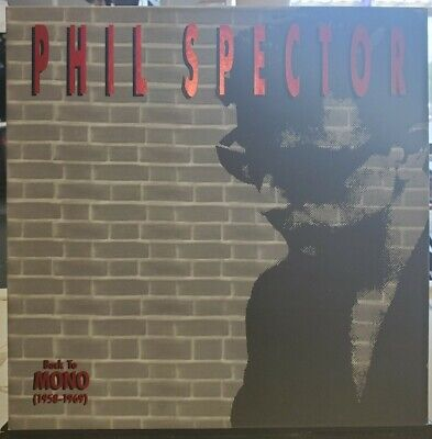£29.08 • Buy Phil Spector - Back To Mono 1958-1969 ABKCO 4×CD VG++ ROCK W/BOOK/PIN