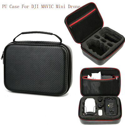 AU30.93 • Buy Waterproof Hard Shell Carrying Case Bag For DJI Spark Drone And Transmitter AU