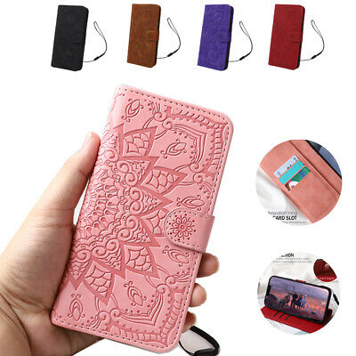 AU11.38 • Buy For IPhone 6 7 8 Plus SE X XR XS 11 12 Pro Max Luxury Leather Wallet Case Cover