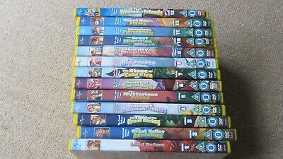 £5.99 • Buy The Land Before Time Collection 1 - 13 Complete 13 Disc DVD Set