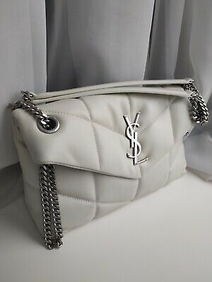 AU1368.46 • Buy YSL SAINT LAURENT Puffer Small Bag, In Excellent Condition.