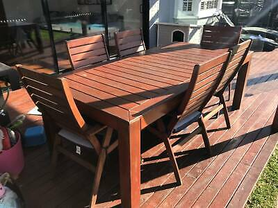 AU2000 • Buy Outdoor Table Setting (S2DIO) 8 Seater