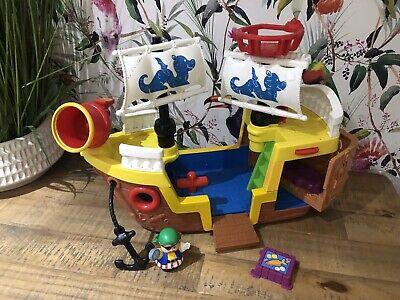£12.50 • Buy Fisher Price Little People Pirate Ship