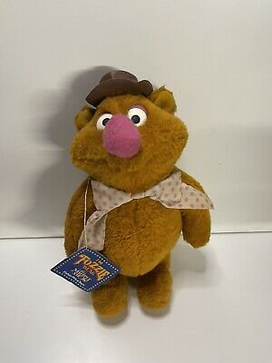 £15 • Buy FOZZIE BEAR Vintage 1976 Fisher Price Soft Toy [Jim Henson's The Muppets]