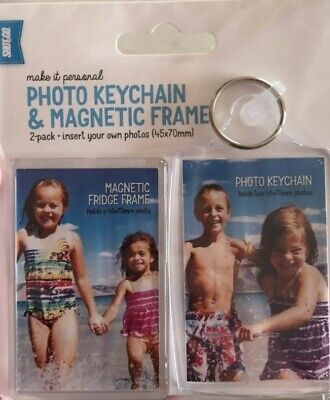 £1.10 • Buy Personalise Keyring And Fridge Magnet. Make Your Own, Gift Personalise Craft