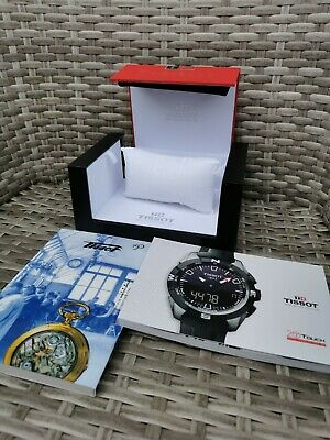 £10 • Buy Tissot Empty Watch Boxand Booklets