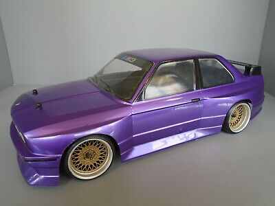 £120.02 • Buy HPI 1/10 Rs4 Sprint 2 RC Drift Car 350z Bmw M3 E30 Touring Car  Roller Chassis