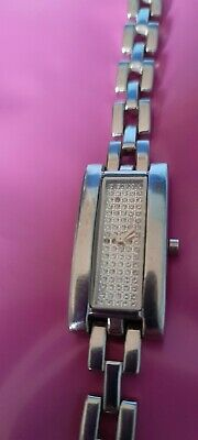 £7 • Buy Ladies, New Look, Tank Watch. Very Good/excellent Condition. Fully Working.