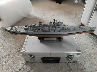 £30 • Buy Tamiya King George V Model Warship 1:350th Scale  Pre Built And Semi Painted