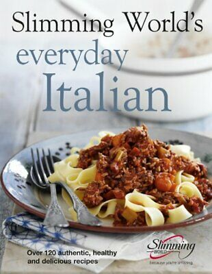 £16.84 • Buy Slimming World's Everyday Italian: Over 120 Fresh, Healthy And Delicious Recipe