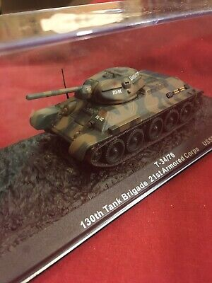 £11.99 • Buy 1/72 WW2 Russian T34/76 Tank. Diecast. Over 800 Models On Offer