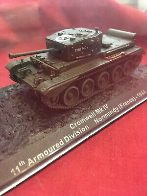 £11.99 • Buy 1/72 WW2 British Cromwell Mk IV. Diecast. Over 800 Models On Offer