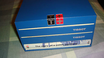 £23.64 • Buy Tissot Watch Box C 2010 +papers, Links