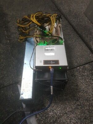 AU750 • Buy Used Bitmain Antminer S9 BITCOIN ASIC MINER +Power Supply Unit ,Read Description