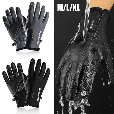 £4.49 • Buy Winter Warm Gloves Touch Screen Outdoor Sports Ski/Riding Bikes/Motorcycle Glov
