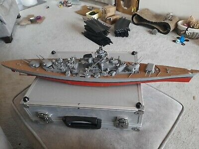 £25 • Buy Tamiya Warship Battleship 1:350th Scale Pre Built And Pre Painted