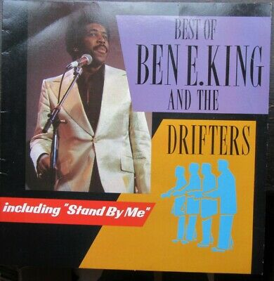 £6.99 • Buy BEST OF BEN E KING AND THE DRIFTERS LP Stand By Me Etc Excellent