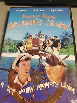 £6.37 • Buy Rescue From Gilligans Island (DVD 2002) RARE 1978 TV COMEDY MOVIE