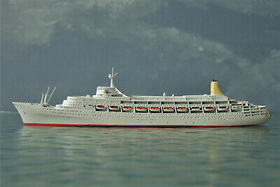 £74.95 • Buy P&O Liner CANBERRA By CM 1:1250 Waterline Ship Model