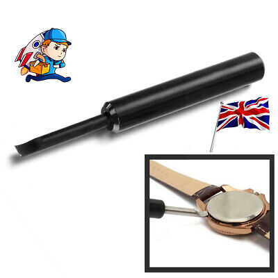 £3.79 • Buy 1PC Watch Back Remover Case Opener Lever Battery Change Pry Snap Repair Tool