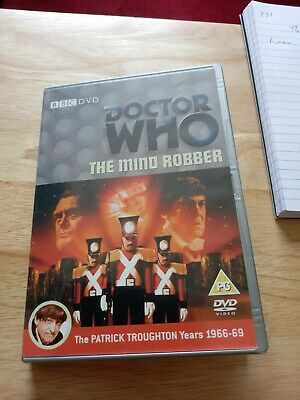 £4 • Buy Doctor Who - The Mind Robber (DVD, 2005) 231.