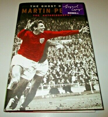 £23.99 • Buy The Ghost Of '66 The Autobiography - Martin Peters/West Ham/Spurs/England/Signed