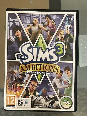 £5 • Buy The Sims 3 Ambitions Expansion Pack PC/MAC