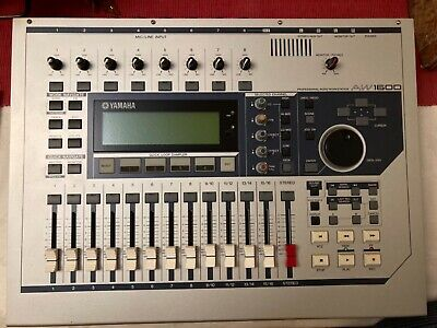 £150 • Buy Yamaha AW 1600 Digital Recorder In Immaculate Condition