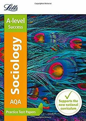 £3.75 • Buy Letts A-level Revision Success – AQA A-level Sociology Practice Test Papers, Let