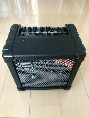 AU326.18 • Buy Roland MICRO CUBE RX Guitar AmpWith 4 Compact Custom Speakers Lightly Played