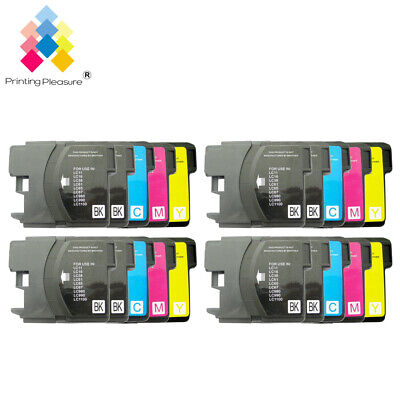 £8.79 • Buy 20 Ink Cartridge Fits Brother LC1100 DCP-395CN MFC-5895CW DCP-6690CW MFC-670CD