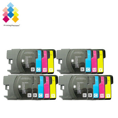 £8.59 • Buy 18 Ink Cartridge Fits Brother LC1100 DCP-395CN MFC-5895CW DCP-6690CW MFC-670CD