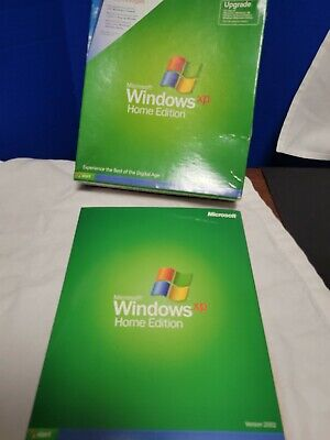 £22.41 • Buy Microsoft Windows XP Home Edition Version 2002 W/ Service Pack 2 & Product Key