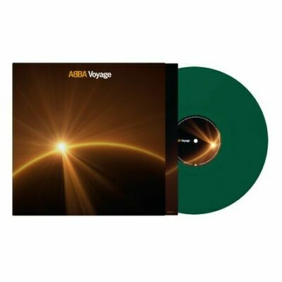 £39.95 • Buy Abba Voyage Green Vinyl Lp Ultra Collectable Exclusive Mint Presale Free P&p