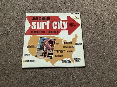 £0.99 • Buy Jan  Dean - Surf City And Other Swingin' Cities - Vinyl Record.. - C34c