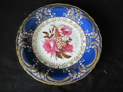 £22 • Buy Coalport Bone China  Rose, Auricula And Peony  Limited Edition Decorative Plate
