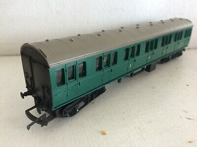 £36.90 • Buy Triang R223 Green S3155s Southern Emu Centre 1st 3rd Suburban Coach Vgc