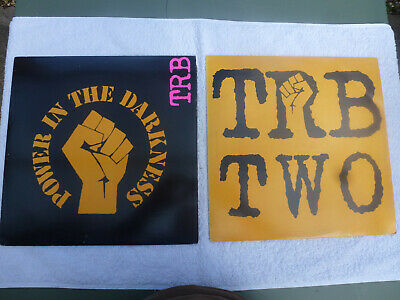 £4.50 • Buy Tom Robinson Band, Power In The Darkness, &, TRB TWO, See Disc' & Photo's