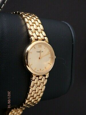 £65 • Buy Ladies SWISS  * TISSOT *  Watch.  Cleaned + NEW Battery + Tested. BOXED