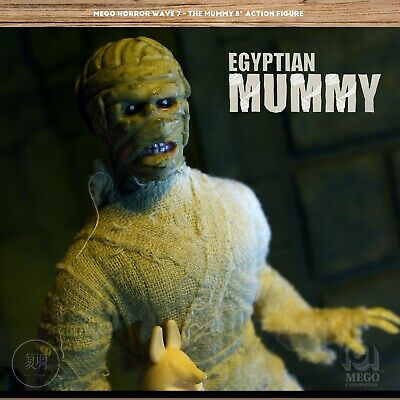 £51.91 • Buy Mego Ancient Egypt PyramidMummy Model8 Action Figure Collectible Model Toy
