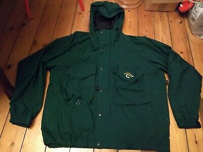 £29.50 • Buy Touchstone DL 2 Jacket XL Fishing Fly  Wading Green Waterproof