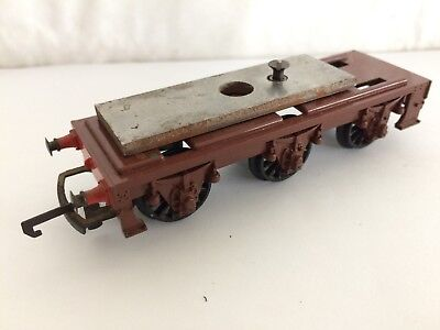 £14.97 • Buy Triang Hornby Maroon Tender Base & Wheels + Weight 3046 Lord Of The Isles R37