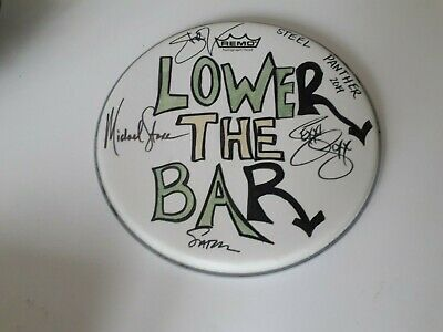 £99.99 • Buy Signed Steel Panther Drum Head
