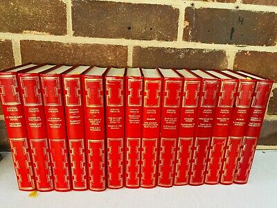 £25 • Buy Agatha Christies Book Collection Heron Books 14 Books In Total
