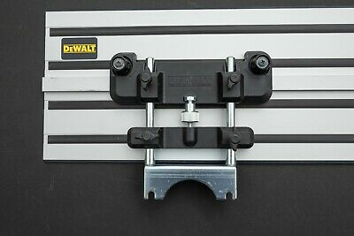 £25 • Buy DeWalt DWS5031 Router Guide Rail Attachment With Full Set Of Adapter Plates