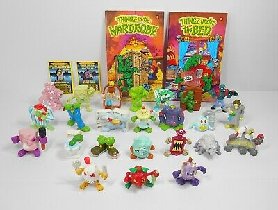 £100 • Buy Thingz That Go Bump In The Night. Mini Figures. Toys. Monster In My Pocket. #1.