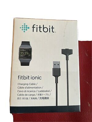 AU7.99 • Buy Fitbit Ionic Charger FB164RCC